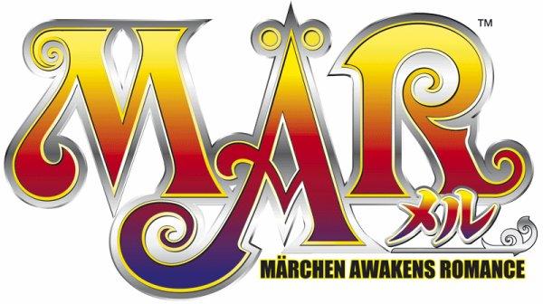 Mär logo sur fond blanc