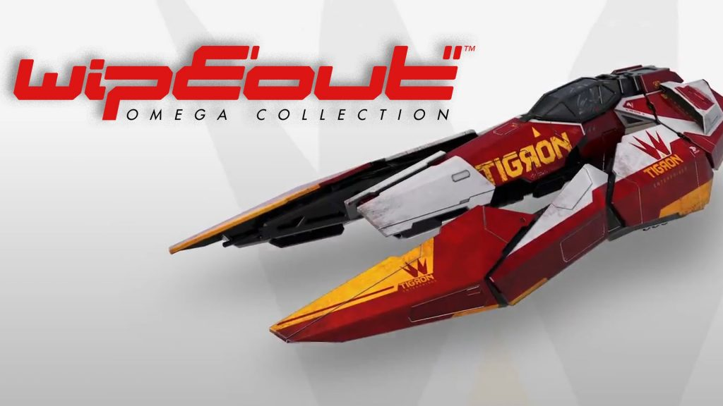 wipeout omega collection tigron