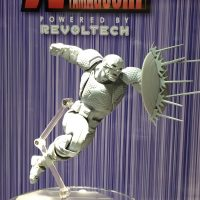 Amazing Yamaguchi Capitain America Revoltech bouclier effet special Wonderfest Band of Geeks