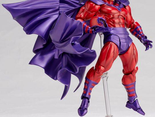 La gamme Amazing Yamaguchi s'élargit avec Captain America et Magneto !