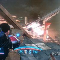 Mass Effect 3 Shepard sur Mars pour attaquer Cerberus