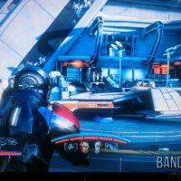 Mass Effect 3 Shepard attaque un vaisseau de Cerberus