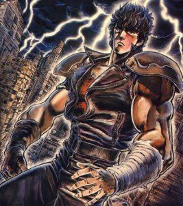 Kenshiro Hokuto no Ken Ken Le Survivant Band of Geeks