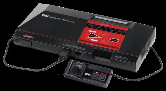 Console Sega Master System