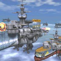 Skies of Arcadia combat de bateaux