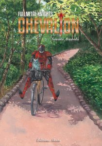 fullmetal knights chevalion tome 1 français Band of Geeks