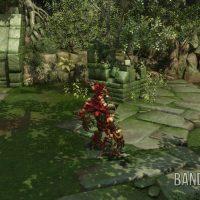 Knack dans une jungle abandonnée