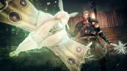 Nioh BloodShed Moth spirit William Band of Geeks