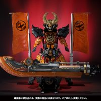 SIC Kamen Rider Gaim Kachidoki Arms Armor mode Bandai Band of Geeks