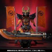 SIC Kamen Rider Gaim Kachidoki Arms Armor mode Bandai Band of Geeks