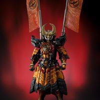 SIC Kamen Rider Gaim Kachidoki Arms standing Bandai Band of Geeks