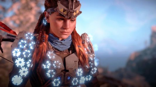 Horizon Zero Dawn Aloy et son armure ultime
