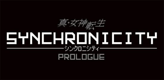 Shin Megami Tensei Synchronicity Prologue title Band of Geeks