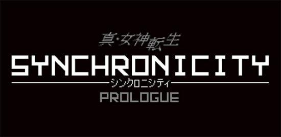 Shin Megami Tensei Synchronicity Prologue title Band of Geeks