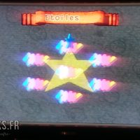 Super Mario RPG écran des étoiles