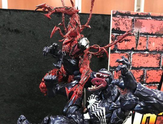 La figurine Amazing Yamaguchi de Carnage dévoilée !