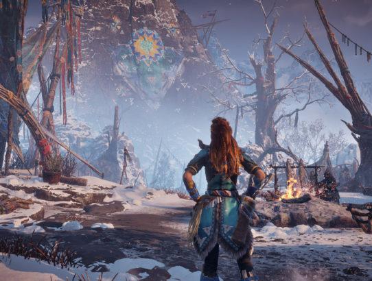 Ma critique de The Frozen Wilds, le premier DLC d'Horizon : Zero Dawn