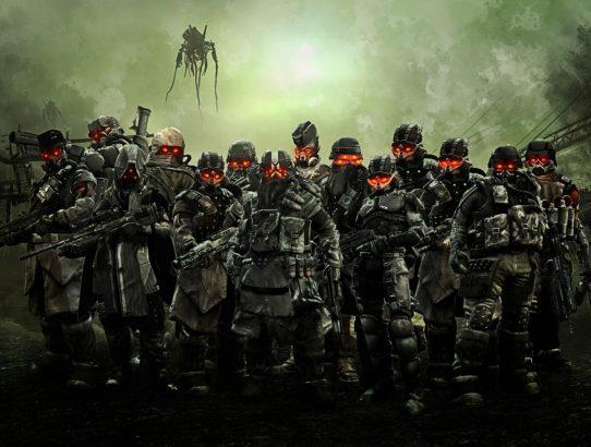 Killzone 2 pose les armes