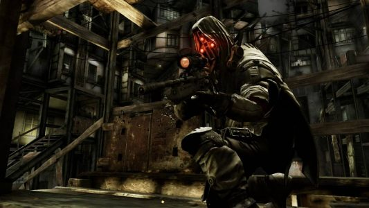 Killzone 2 Helgan Helghast sniper Band of Geeks