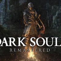Dark Souls Remastered Official art feu de camp Band of Geeks