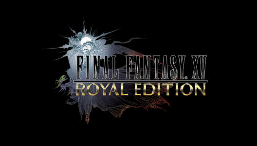 Final Fantasy XV Royal Edition Logo Band of Geeks