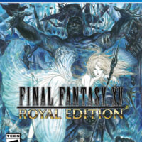 Final Fantasy XV Royal Edition cover PS4 Band of Geeks