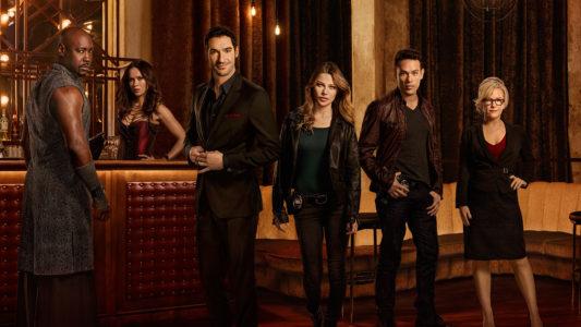 Lucifer équipe de la série