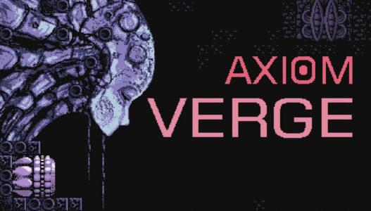 Axiom Verge Elsenova title screen ecran titre Critique Band of Geeks
