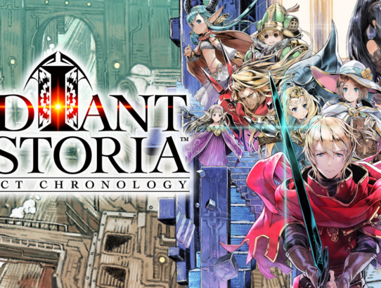 Test de Radiant Historia - Perfect Chronology [3DS]