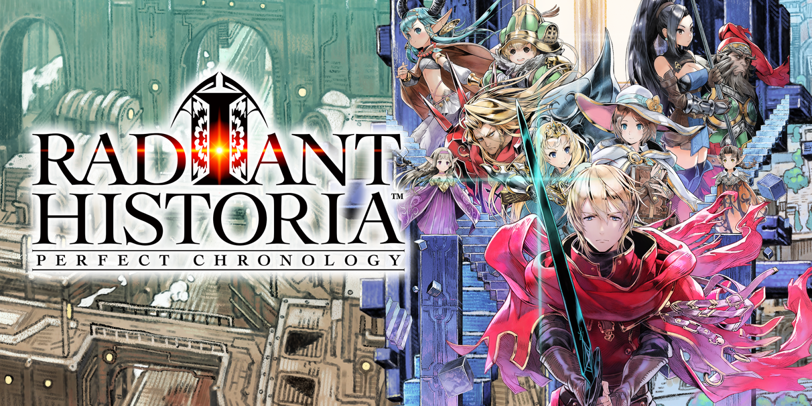 Radiant Historia - Perfect Chronology jaquette du jeu