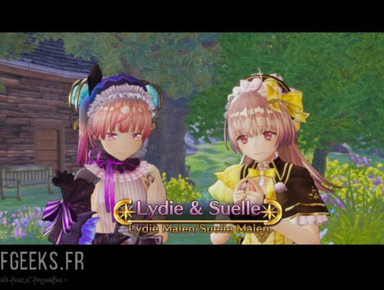 Test de Atelier Lydie & Suelle [Switch]
