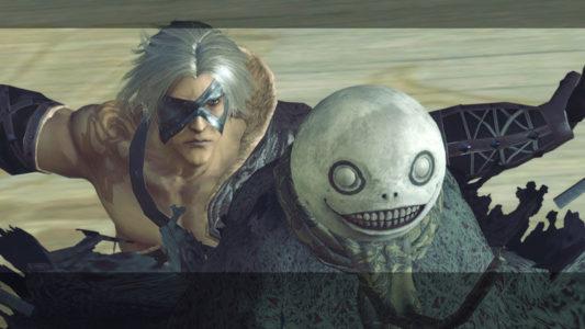 NieR se cache derrière Emil