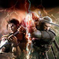 SOULCALIBUR VI Geralt Mitsurugi affiche Band of Geeks