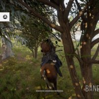 Assassin's Creed Origins Bayek à cheval