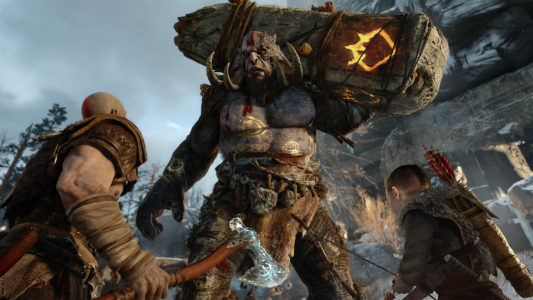 God of War PS4 Kratos Arteus mon avis Band of Geeks
