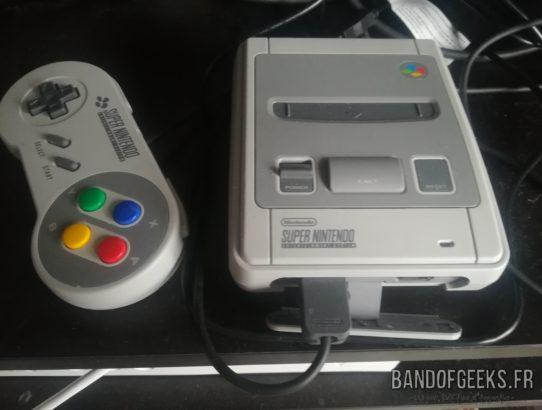 Super Nintendo Mini : un plaisir Maxi ?
