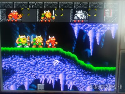 Super Nintendo Mini The Lost Vikings
