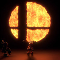 Super Smash Bros Switch teaser