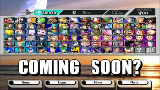 Smash bros roster imaginaire