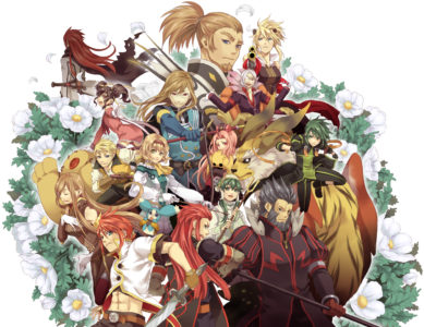 Tales of Abyss personnages