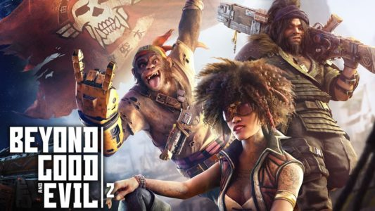 Beyond Good and Evil 2 personnages et logo