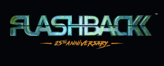 Flashback logo 25th anniversary