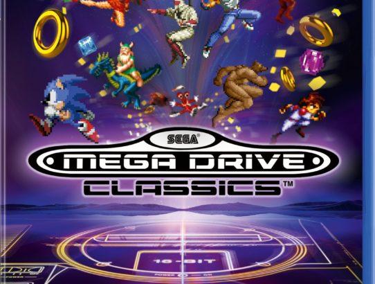 Sega Mega Drive Classics est sur Band of Geeks