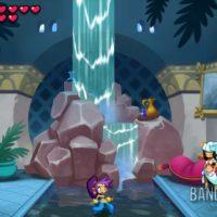 Shantae Half Genie-Hero Ultimate Edition Shantae dans les bains
