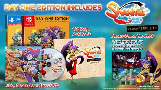 Shantae Half Genie Hero ultimate édition