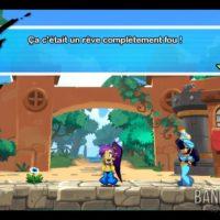 Shantae Half Genie-Hero Ultimate Edition Shantae repense à son rêve de cette nuit