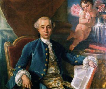 Casanova peinture officielle