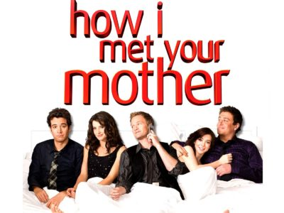 How i met your mother héros sous le logo de la série