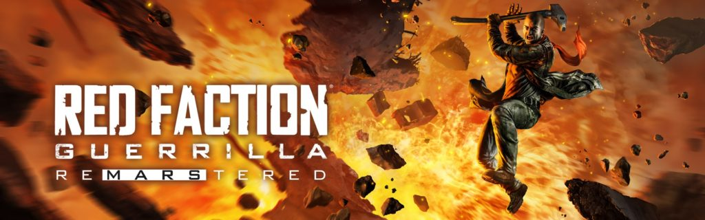 Red Faction Guerrilla reMARStered Xbox One X Band of Geeks