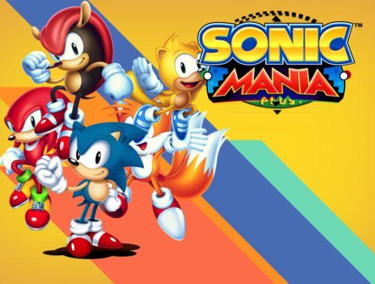 Sonic Mania Plus déboule sur Band of Geeks